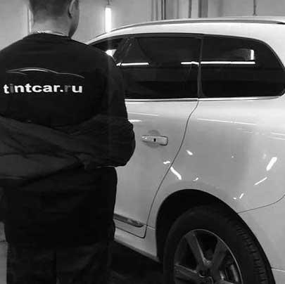 Тонировка авто в Химках